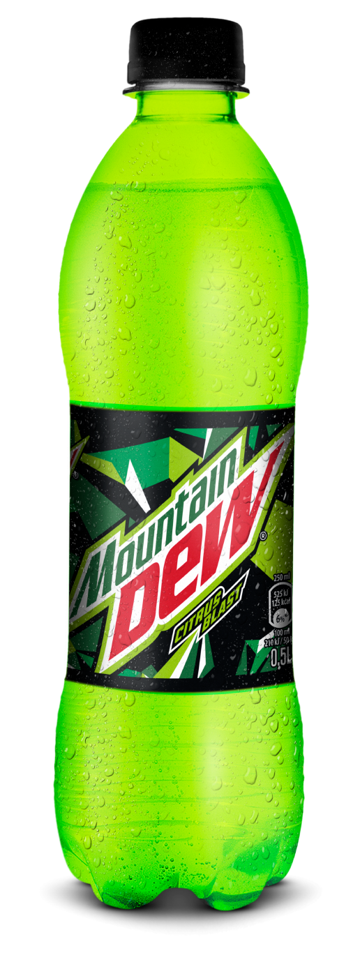 0.5 l Mountain Dew