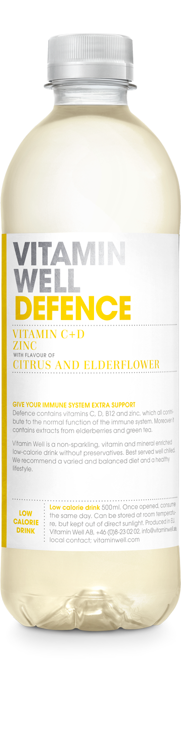 0.5 l Vitamin Well Defence